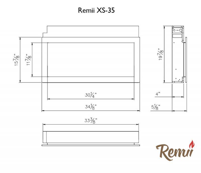 Remii-X-35 spec
