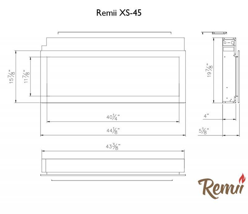 Remii-X-45 spec