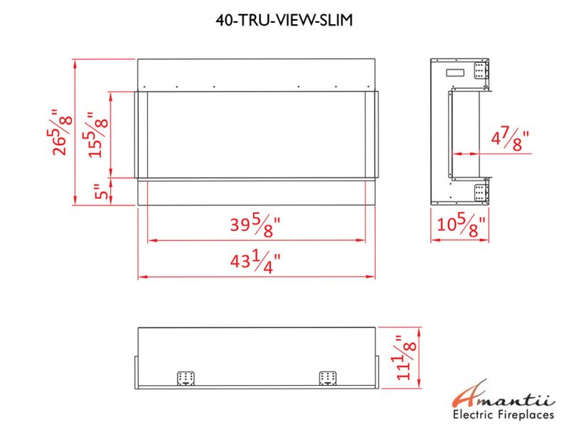 40-TRU-VIEW-SLIM SPECS