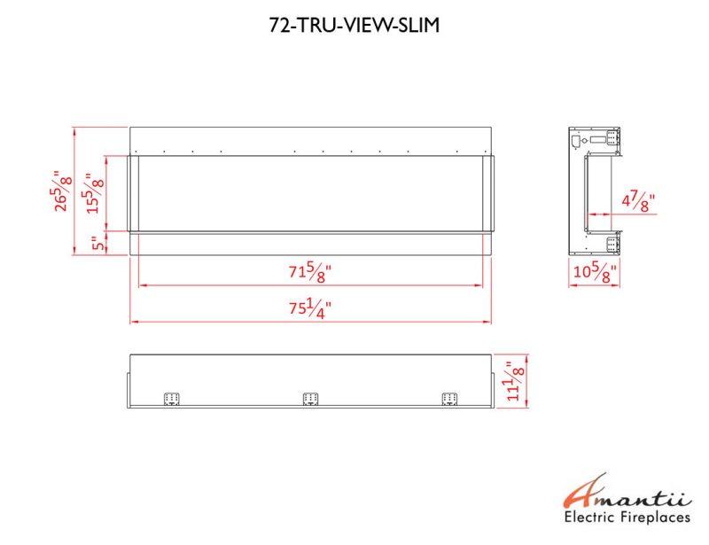 72-TRI-VIEW-SLIM specs