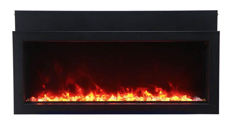 Amantii BI-XS-Slim electric fireplace
