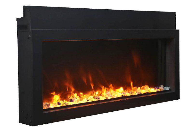 Amantii BI-XS-Slim electric fireplaces