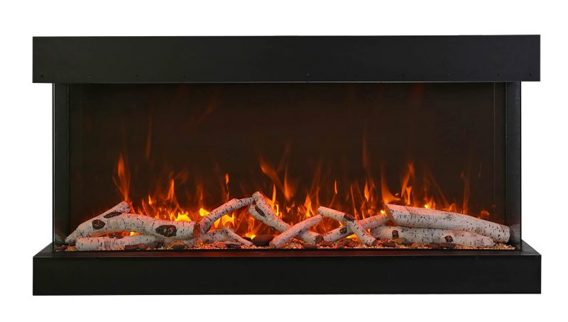 extra tall electric fireplace