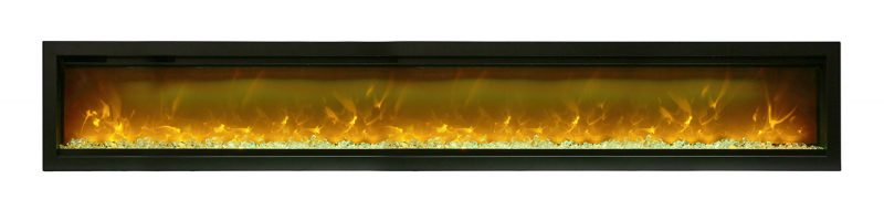 SYM-100 electric fireplaces