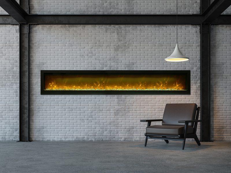SYM Electric Fireplace