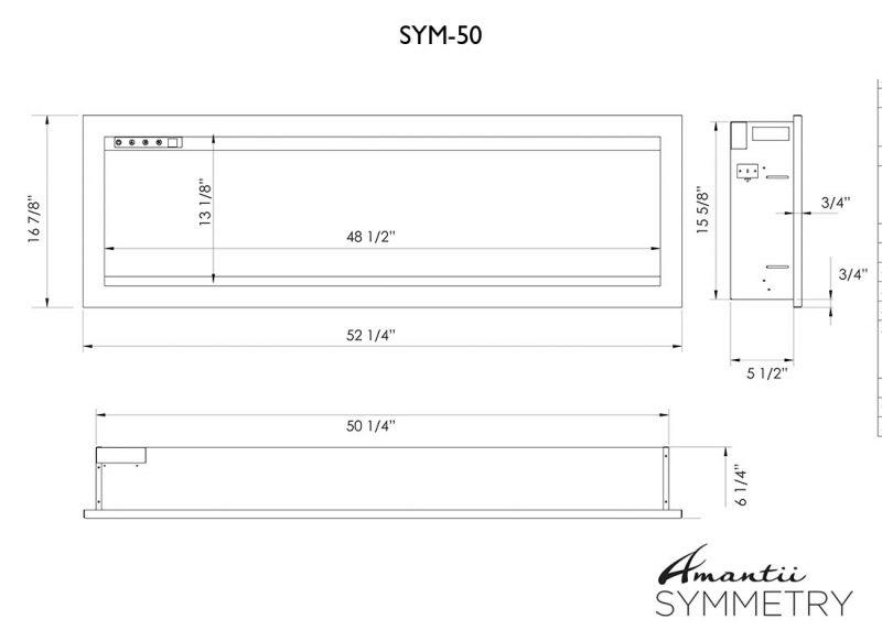SYM-50 tech specs