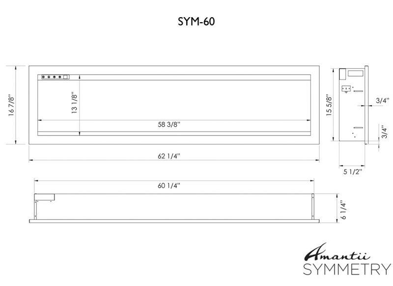 SYM-60 tech specs