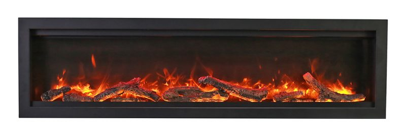 Symmetry Electric Fireplace