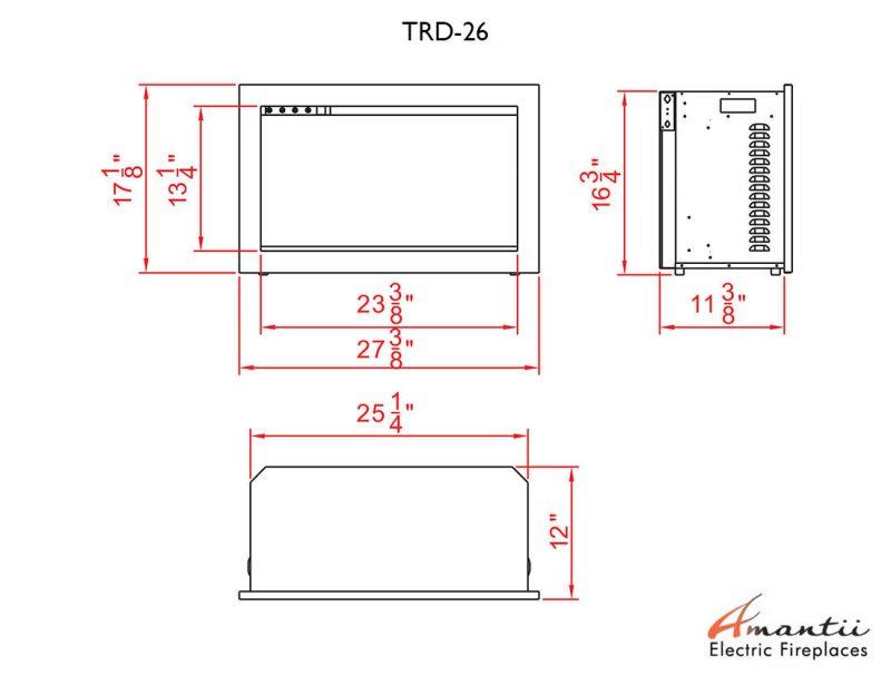 trd-26 diagram