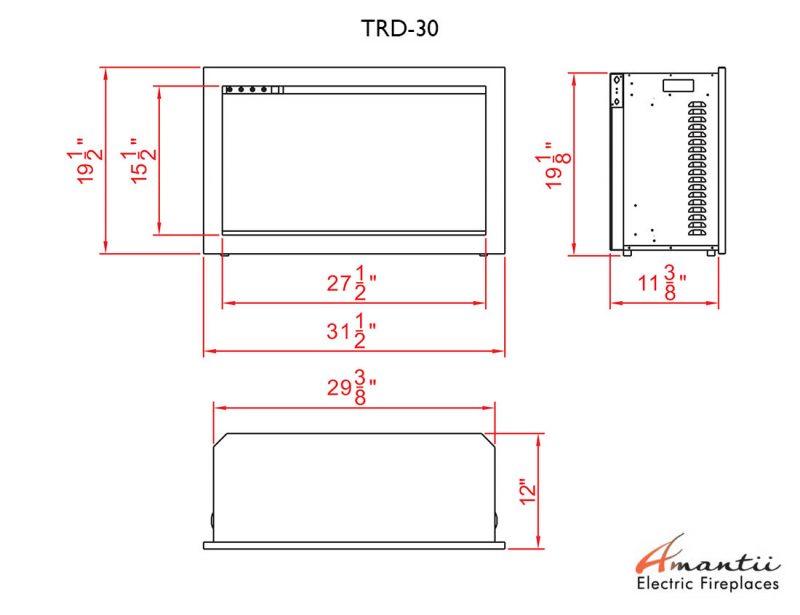 Specs for TRD-30