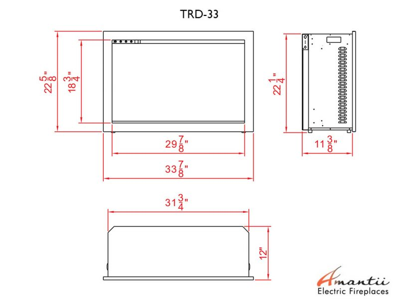 TRD-33 specs