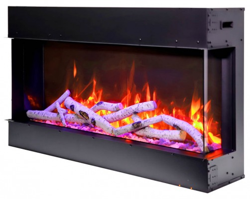 Electric fireplaces by Amantioi