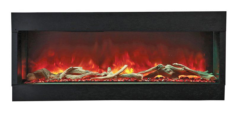 TRU-VIEW electric fireplace