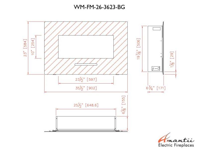 WM-FM-26-3623-BG SPECS