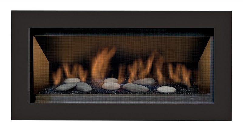 Bennet Gas fireplace