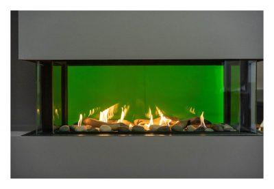 Lyon gas fireplace