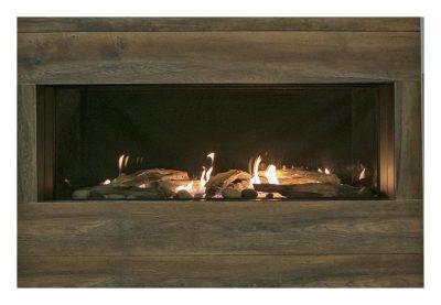 Vienna Gas Fireplace