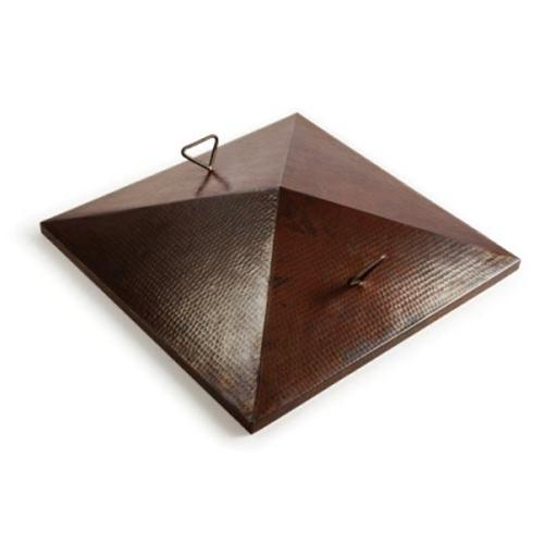 Copper-Fire-Pit-Covers-Sedona