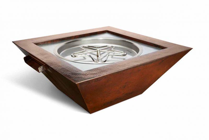 HPC Sedona Fire & Water bowl