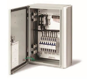 Solid State Relay Panel