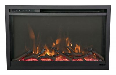 TRD-XS electric fireplace