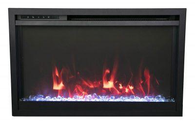 TRD-XtraSlim electric fireplace